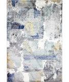Bashian Barcelona B127-Bh127 Ivory - Blue Area Rug