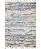 Bashian Shaggy S168-Bnsh9 Ivory - Blue Area Rug