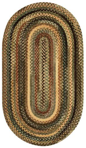 Rugstudio Sample Sale 43676R Green Area Rug