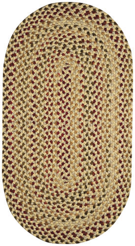 Capel Pristene 32 Yellow Area Rug