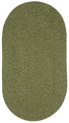 Capel Manteo 50 Deep Green Area Rug