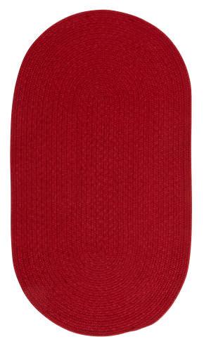 Capel Manteo 50 Dark Red Area Rug