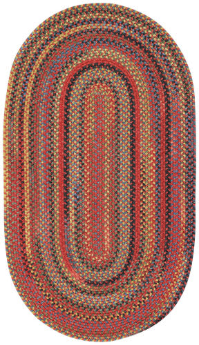Capel High Rock 103 Red Area Rug