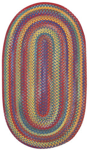 Capel Kill Devil Hill 210 Bright Multi Area Rug