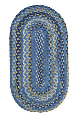 Capel Anthony Baratta Harrison 381 Stately Blue Area Rug
