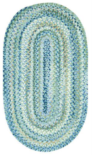Capel Ocracoke 425 Light Blue Area Rug