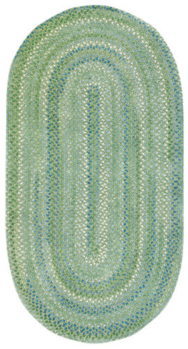 Capel Waterway 470 Green Area Rug