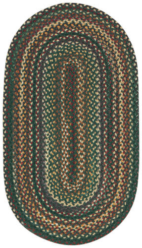 Capel Sherwood Forest 980 Dark Green Area Rug