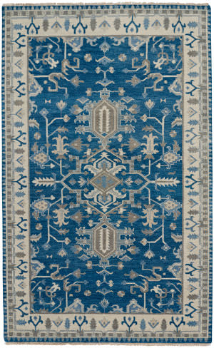 Capel Inspirit 1094 Deep Blue Area Rug