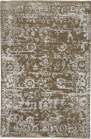 Capel Jain 1201 Tan Area Rug