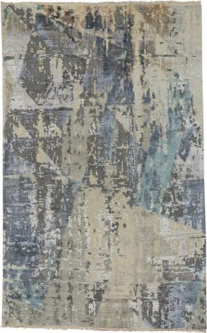 Capel Vanida 1202 Blue Grey Area Rug