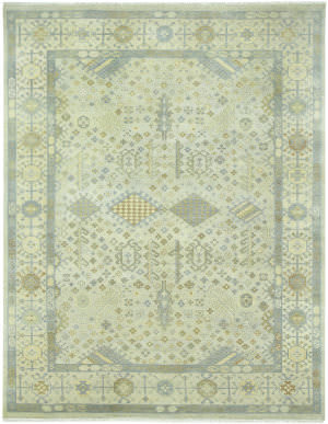 Capel Biltmore Heritage Shiraz 1903 Nickel Area Rug