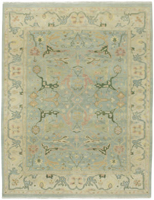 Capel Sullivan Street 1910 Light Green Area Rug