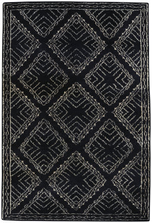 Capel Fortress Crystal 1913 Ebony Area Rug