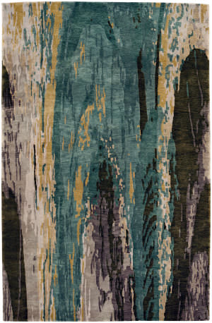 Capel Specter Illusion 1970 Multi Area Rug