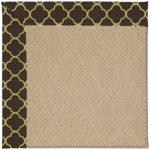 Capel Zoe Cane Wicker 1990 Bartlett Area Rug
