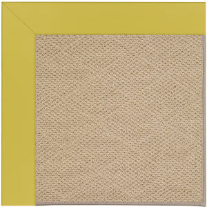 Capel Zoe Cane Wicker 1990 Citronella Area Rug