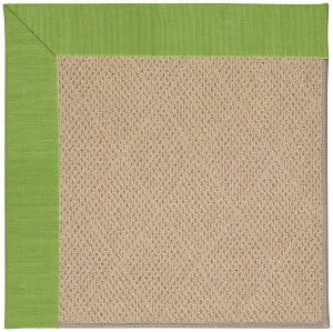 Capel Zoe Cane Wicker 1990 Grass Area Rug