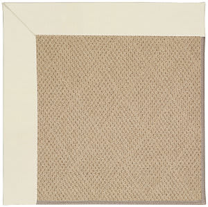 Capel Zoe Cane Wicker 1990 Alabaster Area Rug