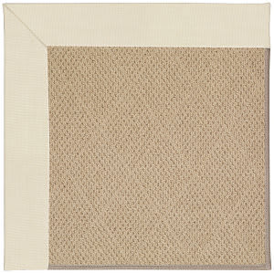 Capel Zoe Cane Wicker 1990 Sandy Area Rug