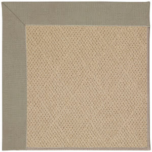 Capel Zoe Cane Wicker 1990 Buff Area Rug