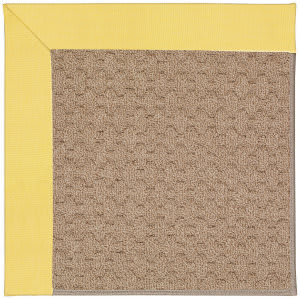 Capel Zoe Grassy Mountain 1991 Yellow Area Rug
