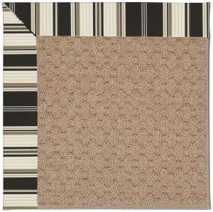 Capel Zoe Grassy Mountain 1991 Onyx Stripe Area Rug