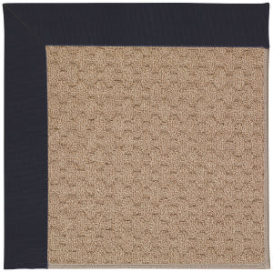 Capel Zoe Grassy Mountain 1991 Dark Navy Area Rug