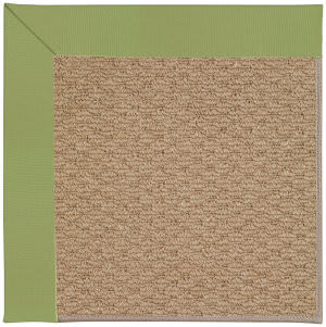 Capel Zoe Raffia 1992 Green Area Rug