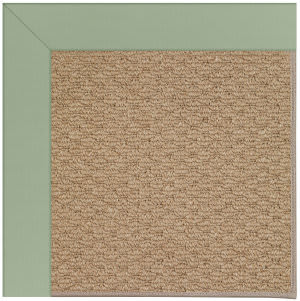 Capel Zoe Raffia 1992 Light Jade Area Rug
