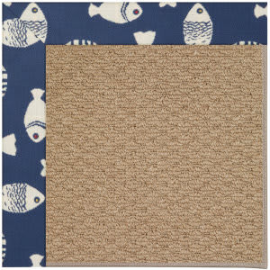 Capel Zoe Raffia 1992 Pitch Area Rug