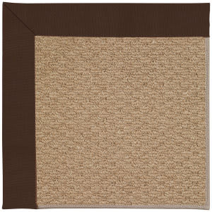 Capel Zoe Raffia 1992 Brown Area Rug