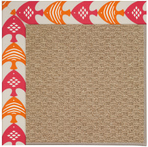 Capel Zoe Raffia 1992 Autumn Area Rug