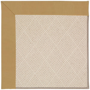 Capel Zoe White Wicker 1993 Bronze Area Rug