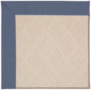 Capel Zoe White Wicker 1993 Azure Area Rug