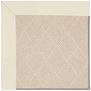 Capel Zoe White Wicker 1993 Alabaster Area Rug
