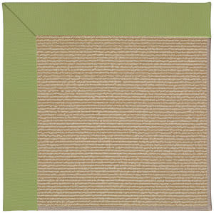 Capel Zoe Sisal 1995 Green Area Rug