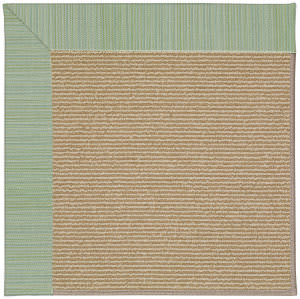 Capel Zoe Sisal 1995 Green Spa Area Rug