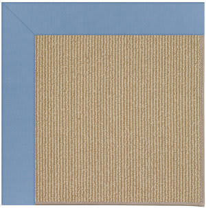 Capel Zoe Sisal 1995 Medium Blue Area Rug