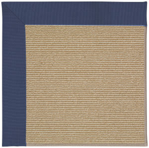 Capel Zoe Sisal 1995 Blue Area Rug