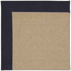 Capel Zoe Sisal 1995 Dark Navy Area Rug