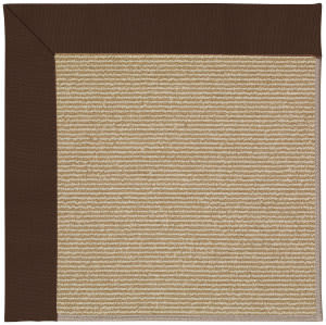 Capel Zoe Sisal 1995 Brown Area Rug