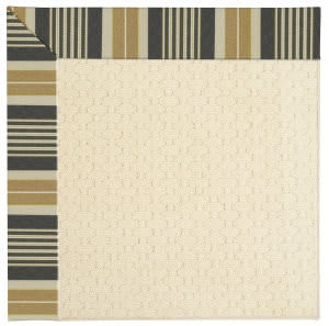 Capel Zoe Sugar Mountain 2008 Black Stripe Area Rug