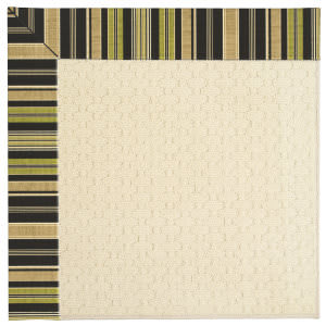 Capel Zoe Sugar Mountain 2008 Charcoal Stripe Area Rug