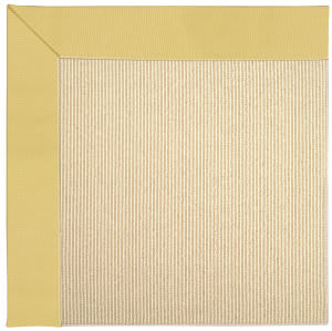 Capel Zoe Beach Sisal 2009 Lemon Area Rug