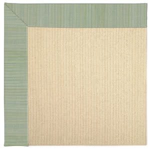Capel Zoe Beach Sisal 2009 Green Spa Area Rug