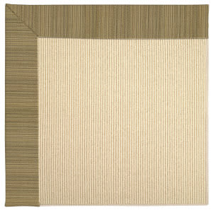 Capel Zoe Beach Sisal 2009 Black Area Rug