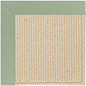 Capel Zoe Beach Sisal 2009 Light Jade Area Rug