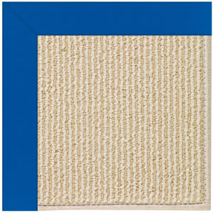 Capel Zoe Beach Sisal 2009 Reef Blue Area Rug