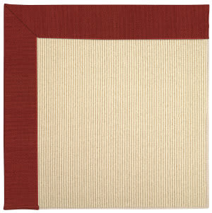 Capel Zoe Beach Sisal 2009 Tomatoes Area Rug